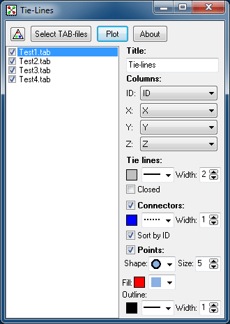 Program interface